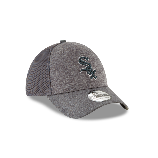 CHICAGO WHITE SOX CLASSIC SHADE NEO GRAPHITE 39THIRTY STRETCH FIT 3 quarter right view