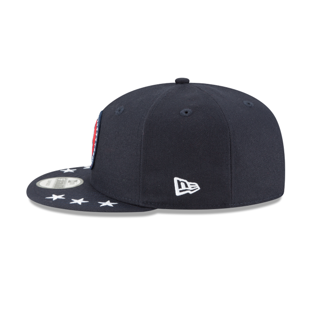 CHICAGO WHITE SOX ALL STAR GAME WORKOUT 9FIFTY SNAPBACK Left side view