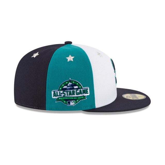 quality design 0081f b3cd7 ... czech seattle mariners all star game kids 59fifty fitted right side  view 32932 558e0