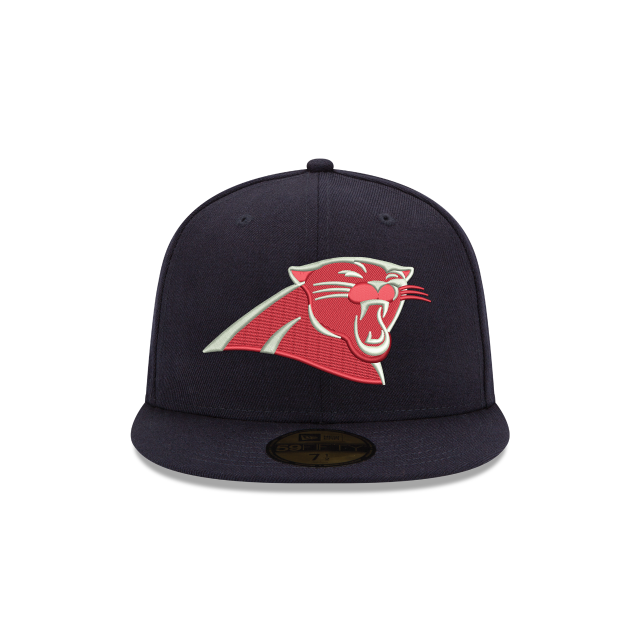 4d0c934af53 ... norway carolina panthers crafted in the usa 59fifty fitted front view  86363 eb516