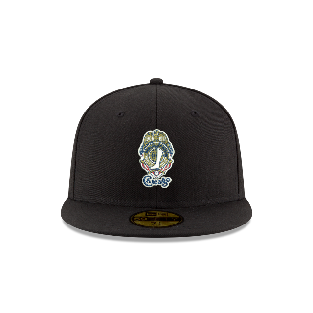 CHICAGO WHITE SOX FASHION 59FIFTY FITTED Front view