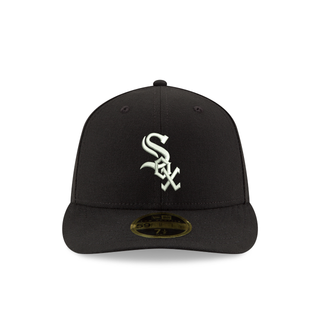 CHICAGO WHITE SOX WORLD SERIES LOW PROFILE 59FIFTY FITTED Front view