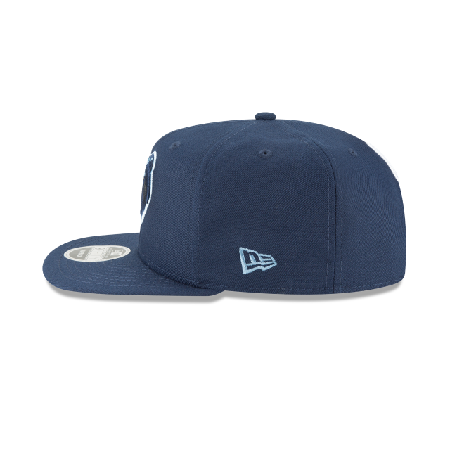 MEMPHIS GRIZZLIES HIGH CROWN 9FIFTY SNAPBACK Left side view