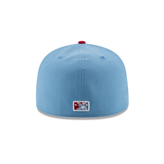 CORPUS CRISTI HOOKS AUTHENTIC COLLECTION 59FIFTY FITTED Rear view