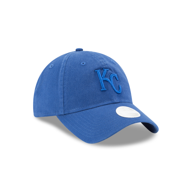 KANSAS CITY ROYALS WOMENS CORE CLASSIC 9TWENTY ADJUSTABLE 3 quarter right view