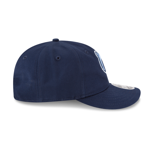 MEMPHIS GRIZZLIES TEAM CHOICE RETRO CROWN 9FIFTY SNAPBACK Right side view