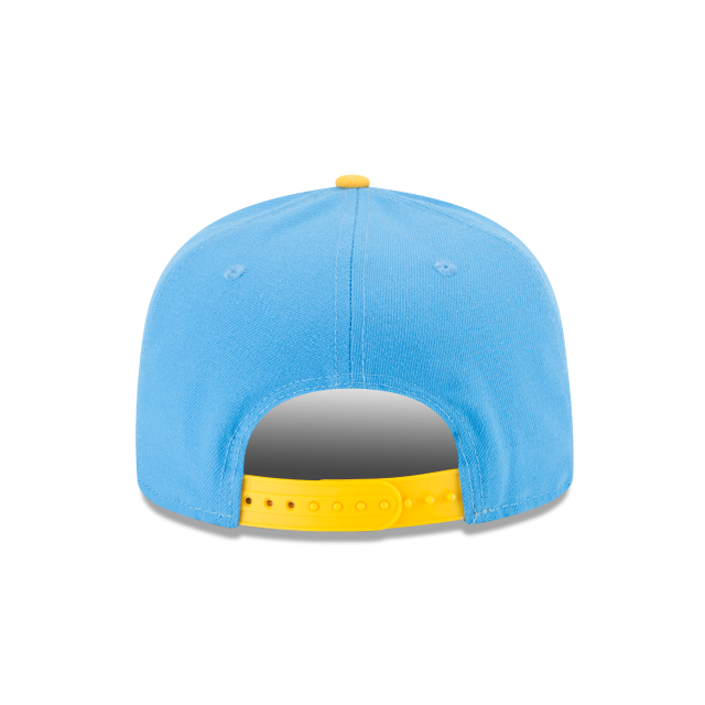 LOS ANGELES CHARGERS HISTORIC 9FIFTY SNAPBACK Rear view