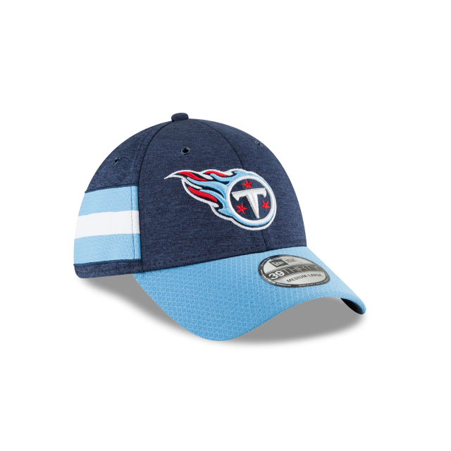 TENNESSEE TITANS OFFICIAL SIDELINE HOME KIDS 39THIRTY STRETCH FIT 3 quarter  right view b5cb68143401