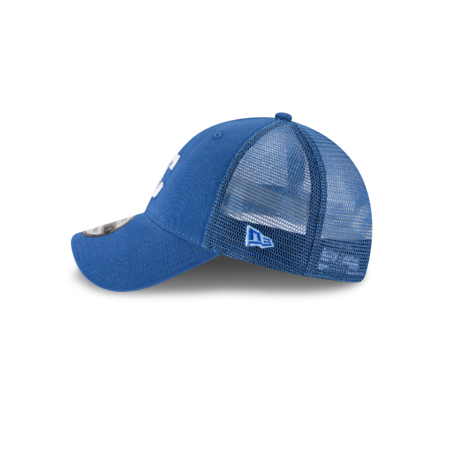 d7c1dc80f34 KANSAS CITY ROYALS TRUCKER 9FORTY ADJUSTABLE Left side view
