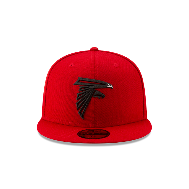ATLANTA FALCONS NFL LOGO ELEMENTS 59FIFTY FITTED Front view