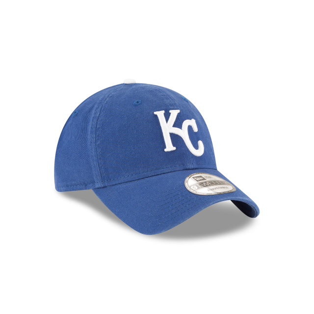 KANSAS CITY ROYALS CORE CLASSIC 9TWENTY ADJUSTABLE 3 quarter right view
