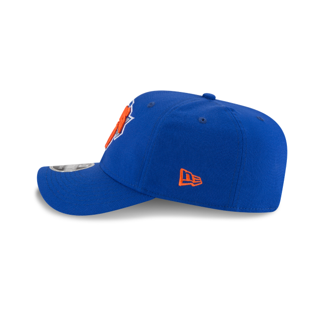 NEW YORK KNICKS STRETCH SNAP 9FIFTY SNAPBACK Left side view