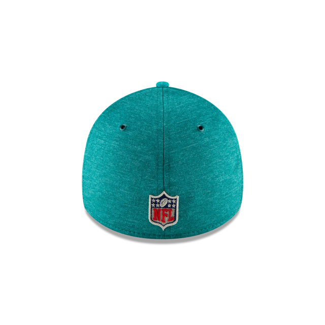 2b99687d1 MIAMI DOLPHINS CLASSIC LOGO SIDELINE HOME 39THIRTY STRETCH FIT Rear view