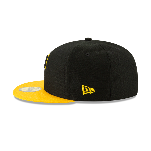 PITTSBURGH PIRATES BATTING PRACTICE 59FIFTY FITTED Left side view