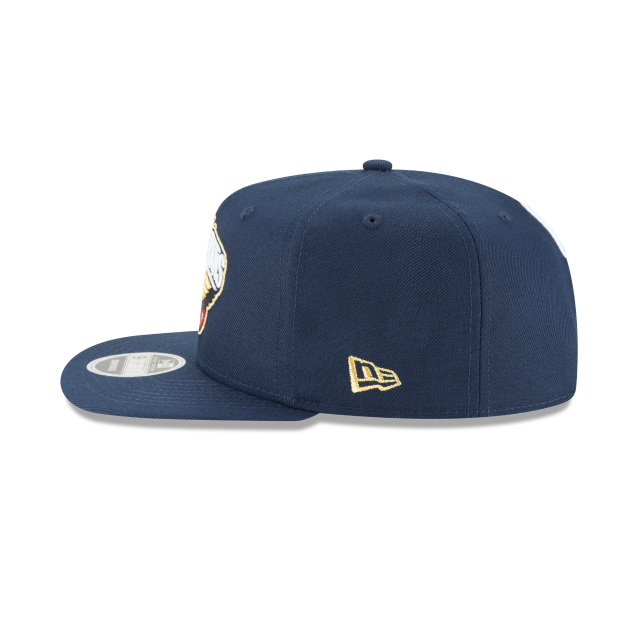 NEW ORLEANS PELICANS HIGH CROWN 9FIFTY SNAPBACK Left side view
