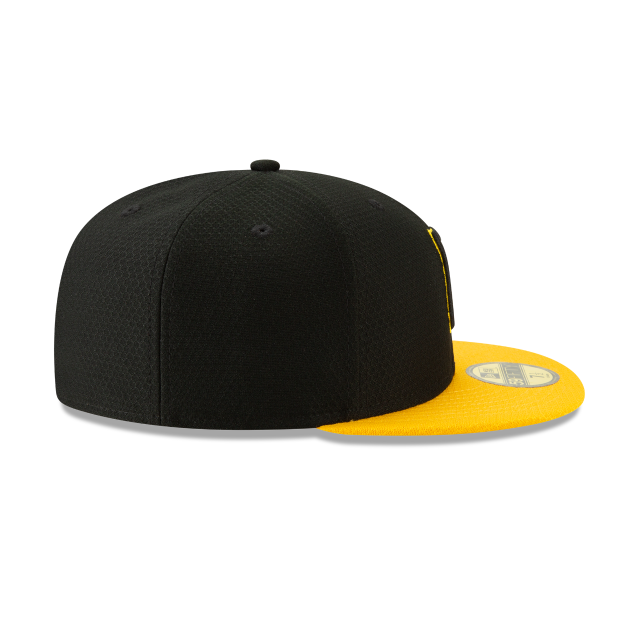 PITTSBURGH PIRATES BATTING PRACTICE 59FIFTY FITTED Right side view