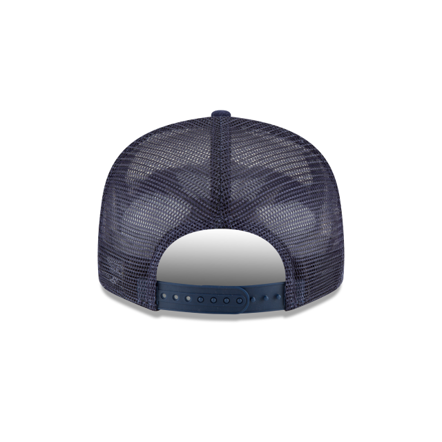 MILWAUKEE BREWERS MESH FRONTED 9FIFTY SNAPBACK Rear view
