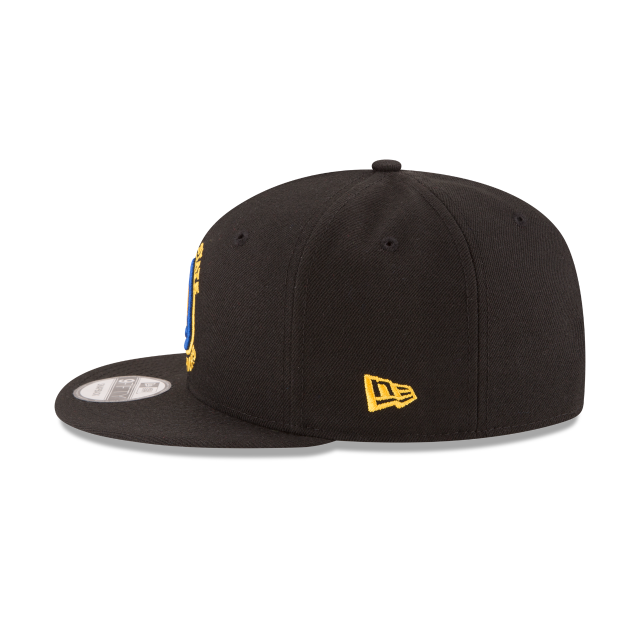 GOLDEN STATE WARRIORS TEAM COLOR 9FIFTY SNAPBACK Left side view