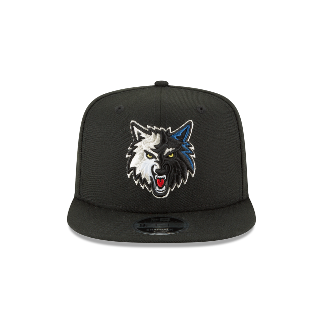 MINNESOTA TIMBERWOLVES HIGH CROWN 9FIFTY SNAPBACK Front view