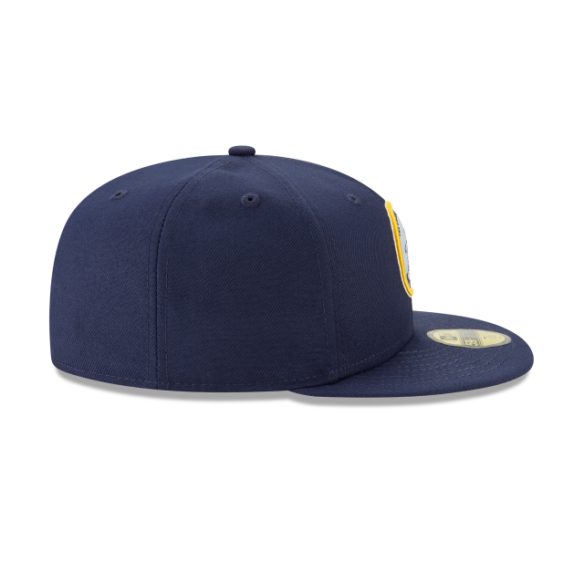 MILWAUKEE BREWERS LOGO PACK 59FIFTY FITTED Right side view