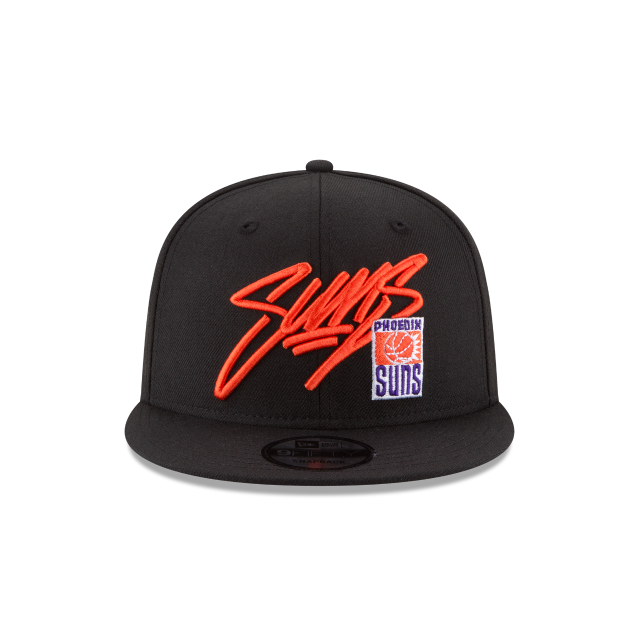 PHOENIX SUNS CLASSICS 9FIFTY SNAPBACK Front view