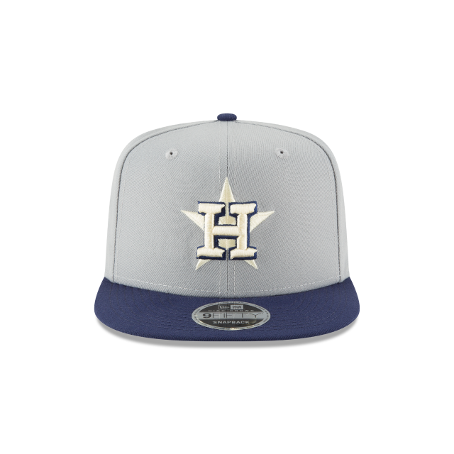 HOUSTON ASTROS PASTEL HIGH CROWN 9FIFTY SNAPBACK Front view
