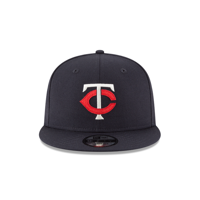 MINNESOTA TWINS INAUGURAL SEASON 9FIFTY SNAPBACK Front view