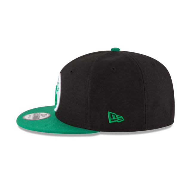 BOSTON CELTICS 2TONE 9FIFTY SNAPBACK Left side view