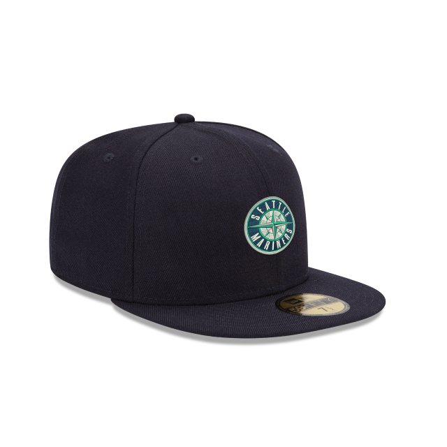 Seattle Mariners Fashion 59fifty Fitted  f4cb6bd8b048