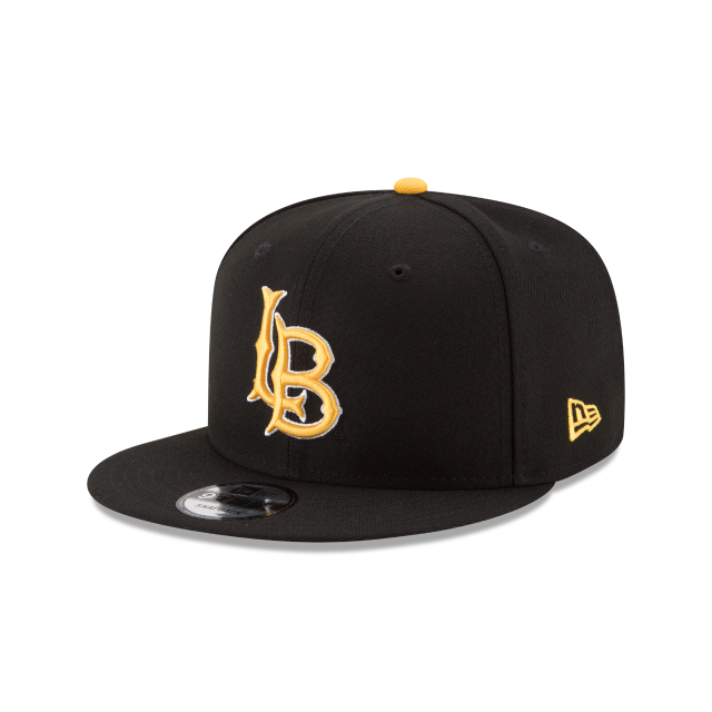 LONG BEACH STATE 49ERS DANIEL ANGUILU HISPANIC HERITAGE 9FIFTY SNAPBACK 3 quarter left view