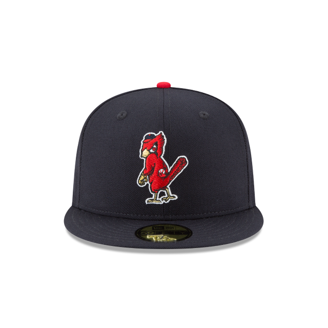 ST. LOUIS CARDINALS 1950 COOPERSTOWN WOOL 59FIFTY FITTED Front view