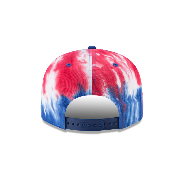 NEW YORK GIANTS MARBLED  9FIFTY SNAPBACK Rear view
