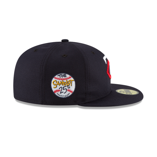 MINNESOTA TWINS SANDLOT 25TH ANNIVERSARY 59FIFTY FITTED Right side view