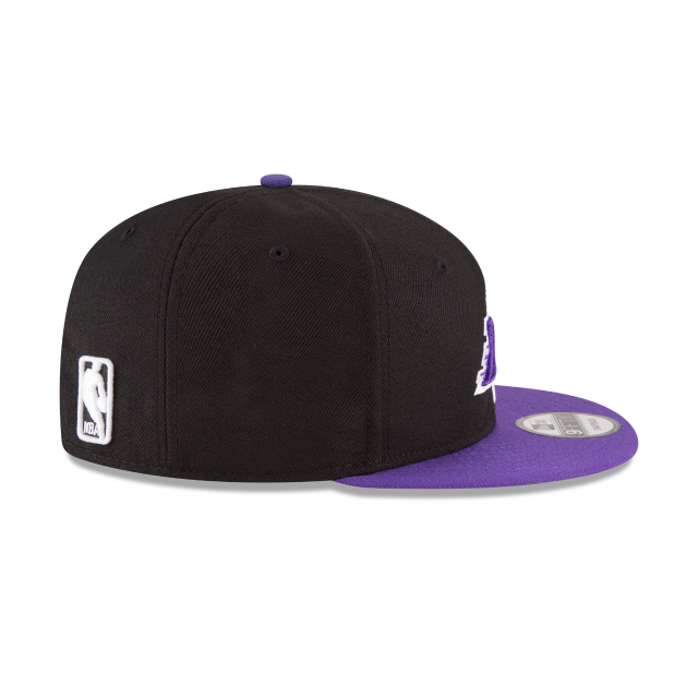 LOS ANGELES LAKERS 2TONE 9FIFTY SNAPBACK Right side view