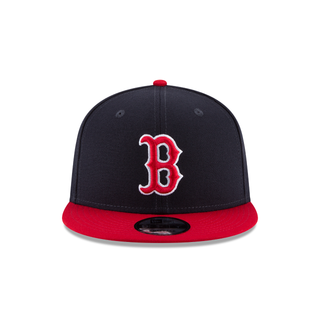 BOSTON RED SOX TEAM PATCHER 9FIFTY SNAPBACK Front view