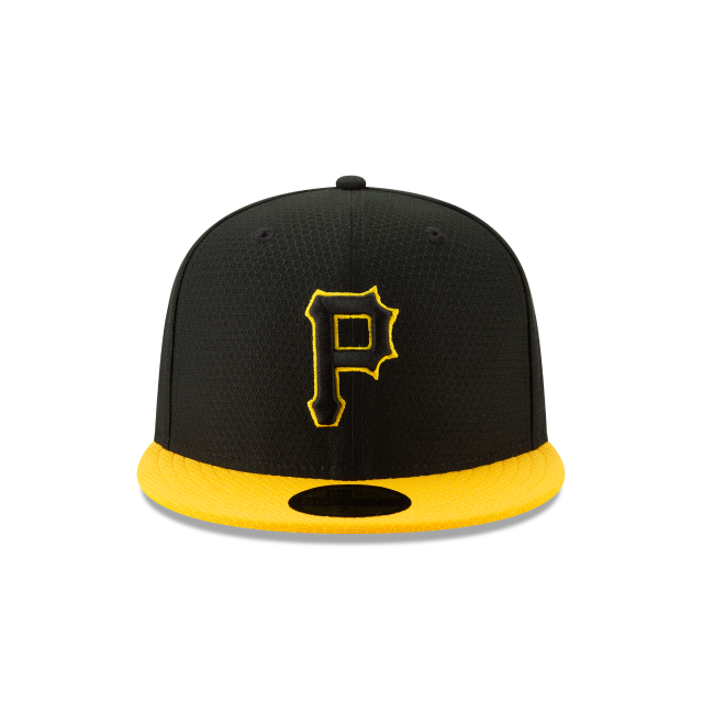 PITTSBURGH PIRATES BATTING PRACTICE 59FIFTY FITTED Front view