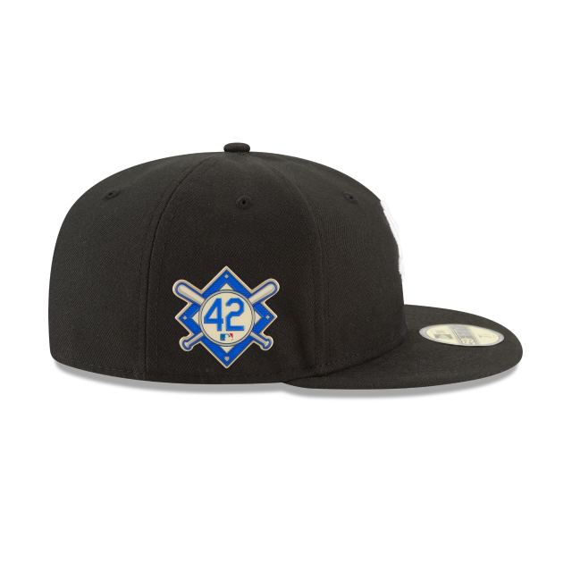 CHICAGO WHITE SOX JACKIE ROBINSON SIDE PATCH 59FIFTY FITTED Right side view
