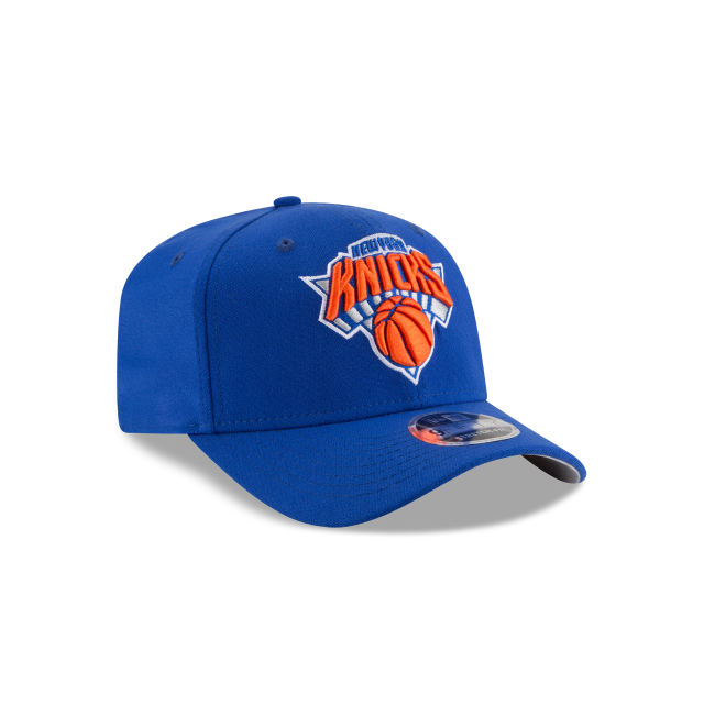 NEW YORK KNICKS STRETCH SNAP 9FIFTY SNAPBACK 3 quarter right view