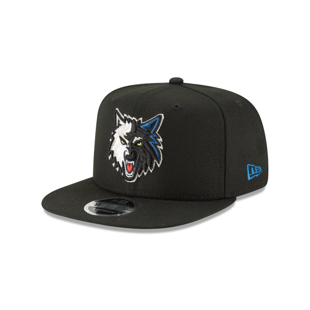 MINNESOTA TIMBERWOLVES HIGH CROWN 9FIFTY SNAPBACK 3 quarter left view