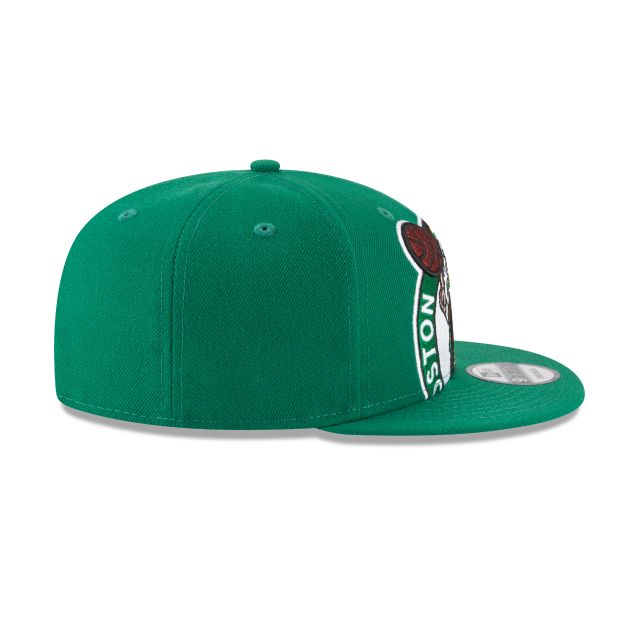 BOSTON CELTICS Y2K BIG UNDER 9FIFTY SNAPBACK Right side view