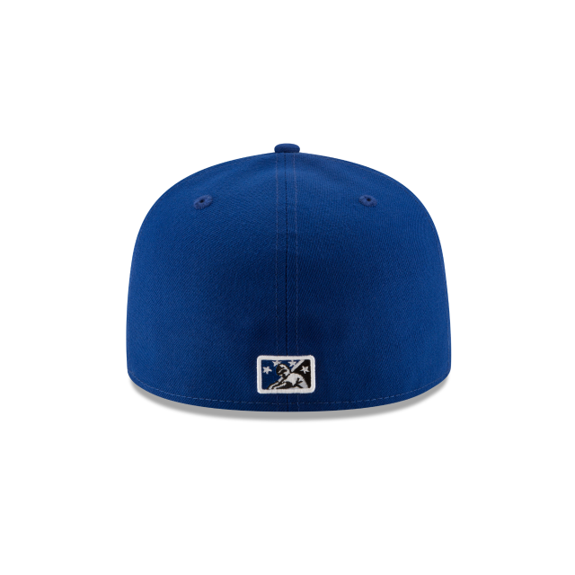 OMAHA STORM CHASERS AUTHENTIC COLLECTION 59FIFTY FITTED Rear view