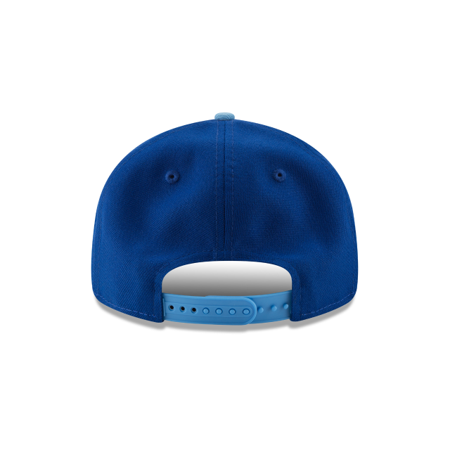 KANSAS CITY ROYALS SANDLOT LND RETRO CROWN 9FIFTY SNAPBACK Rear view