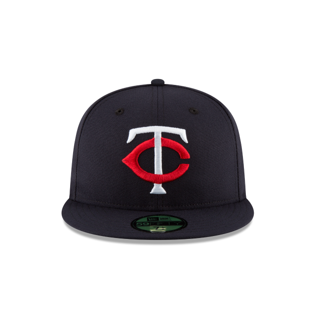 MINNESOTA TWINS SANDLOT 25TH ANNIVERSARY 59FIFTY FITTED Front view
