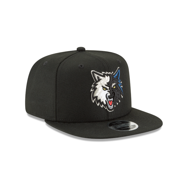 MINNESOTA TIMBERWOLVES HIGH CROWN 9FIFTY SNAPBACK 3 quarter right view