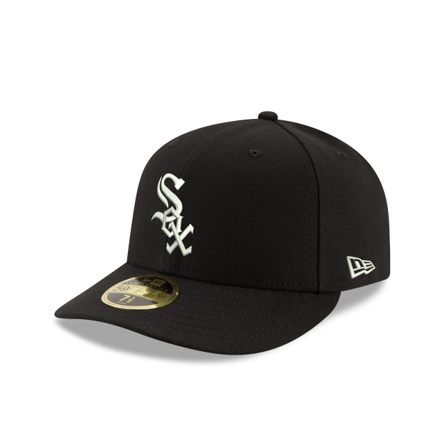 CHICAGO WHITE SOX WORLD SERIES LOW PROFILE 59FIFTY FITTED 3 quarter left view
