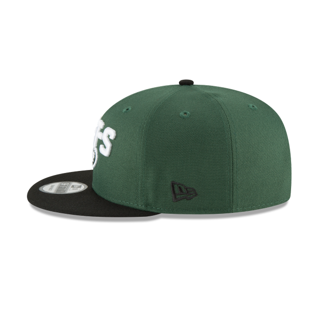 NEW YORK JETS SPOTLIGHT 9FIFTY SNAPBACK Left side view