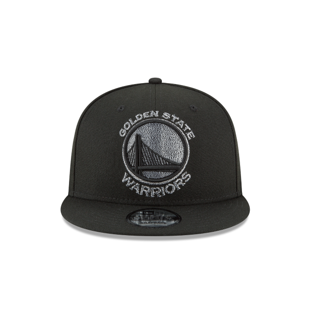 GOLDEN STATE WARRIORS SQUAD TWIST 9FIFTY SNAPBACK Front view