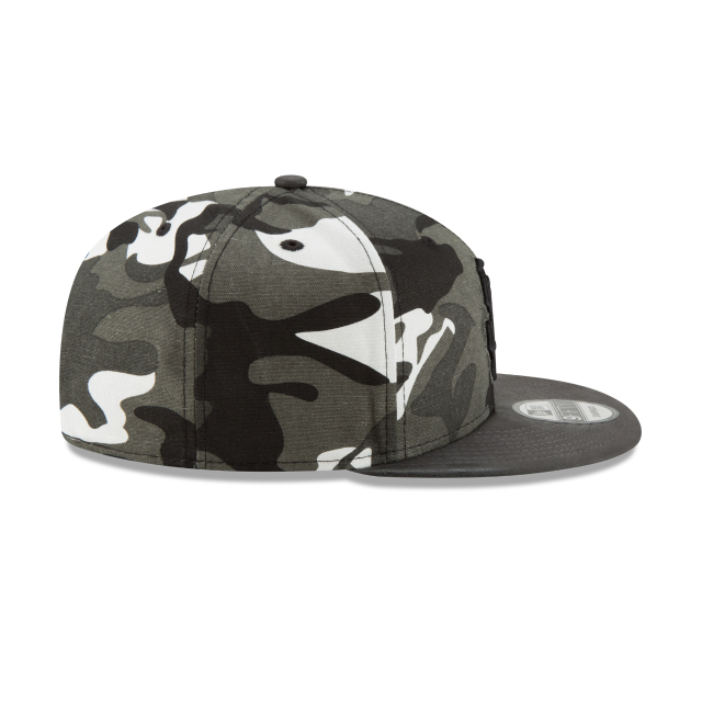 SAN FRANCISCO GIANTS SUEDED UP CAMO 9FIFTY SNAPBACK Right side view