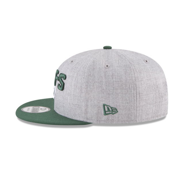 NEW YORK JETS NFL DRAFT 9FIFTY SNAPBACK Left side view