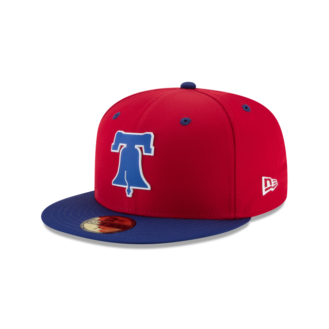 3ff14294ae6bd ... promo code for kids philadelphia phillies batting practice prolight  59fifty fitted 3 quarter left view d4914